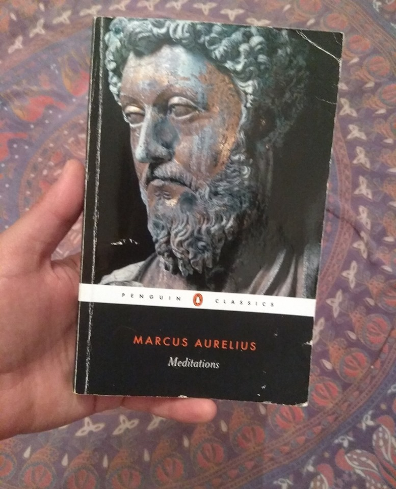 Aurelius for motivation