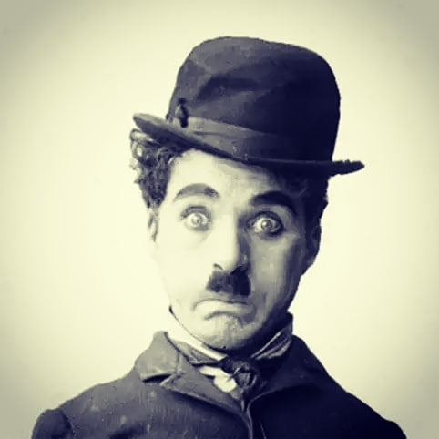 When I Started Loving Myself Charlie Chaplin Coaching