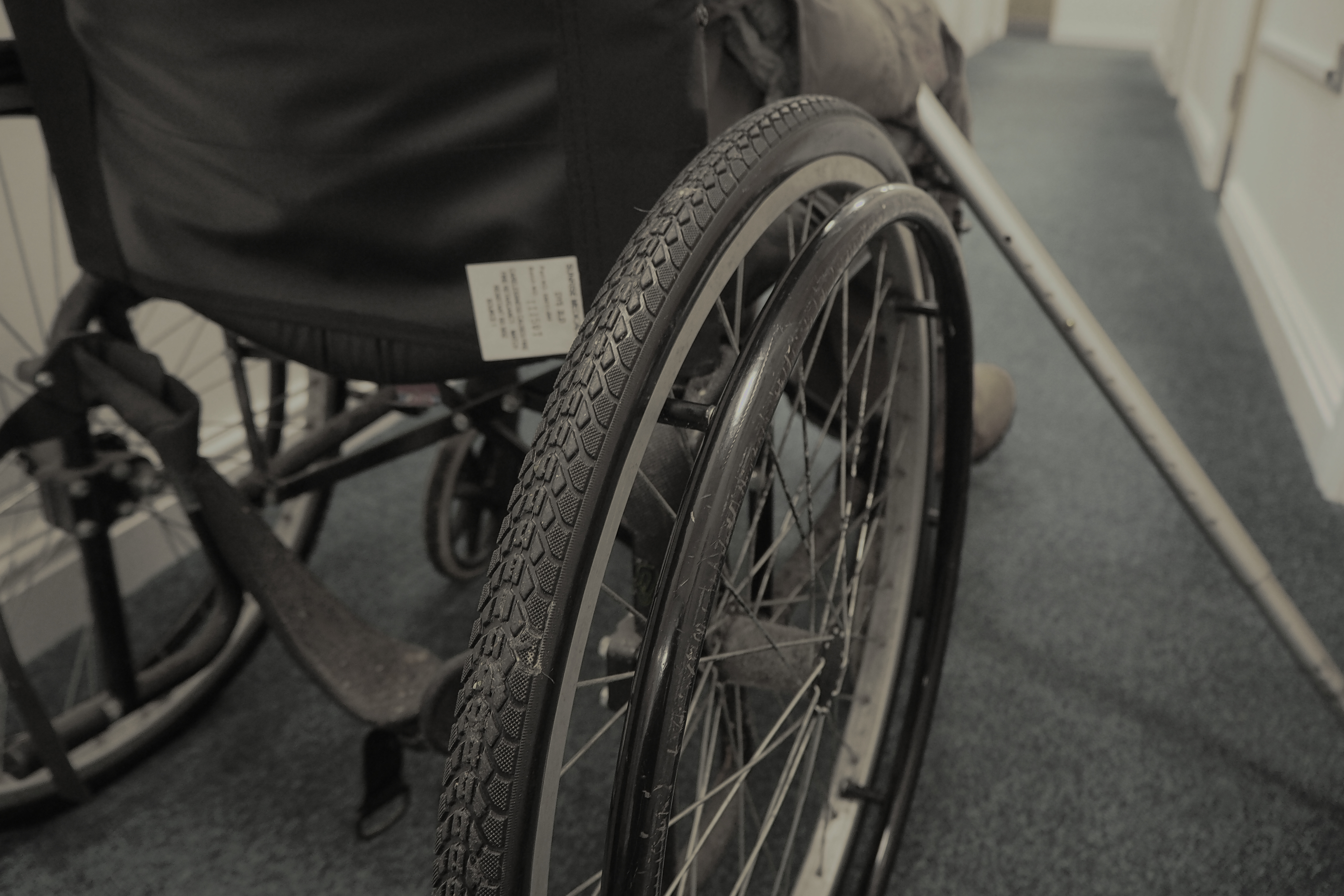 Wheelchair Retirement