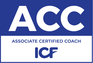 Credential Badges - ICF ACC_Blue